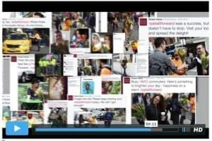 This video spotlights SAF's 2015 Petal It Forward event that generated millions of consumer impressions with positive messages about the powerful effects of giving and receiving flowers. https://safnow.org/petal-it-forward-2015-nyc-event-highlights-and-pr-results/