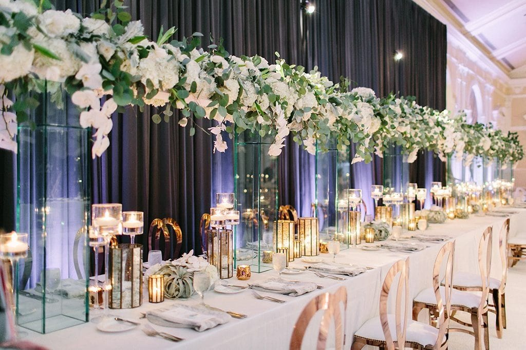 Don't expect wealthy clients to come to you. To earn their business, go out in your community and get to know the people most likely to book big-time weddings.