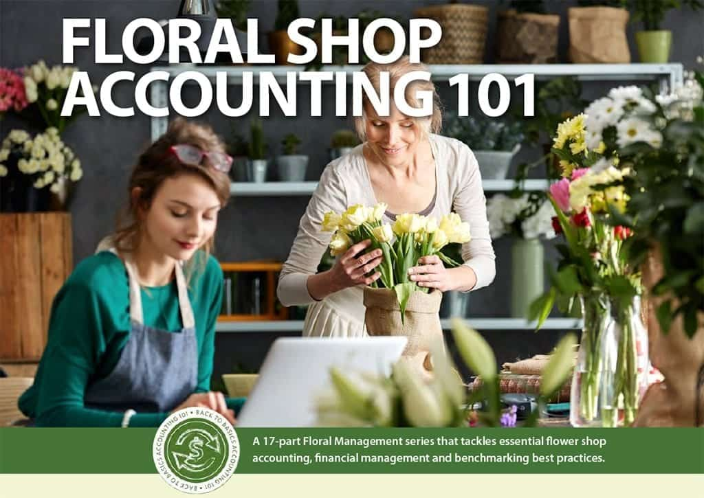 Payroll is tricky, use Floral shop accounting 101 to help
