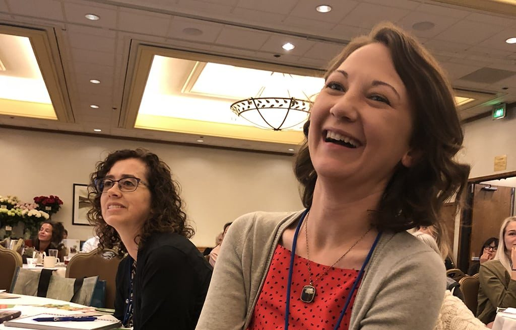 Madeline Bombardi of Sellwood Flower Company in Portland said SAF's 1-Day Profit Blast energized her — she's already shared much of what she picked up with her team.