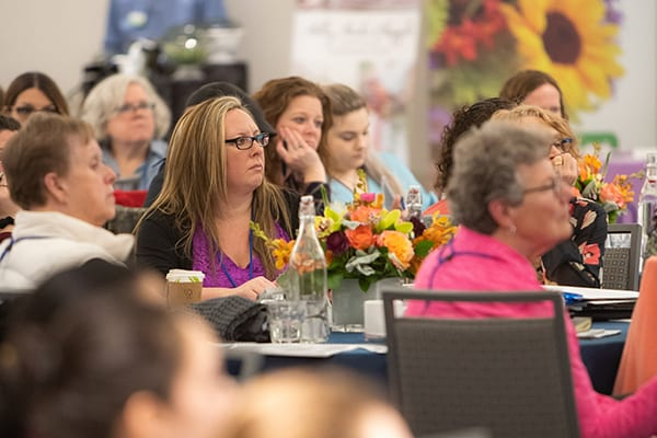 On Sunday, 168 floral industry members from 20 states plus Washington, D.C., and Canada gathered in Boston for the Society of American Florists' 1-Day Profit Blast.