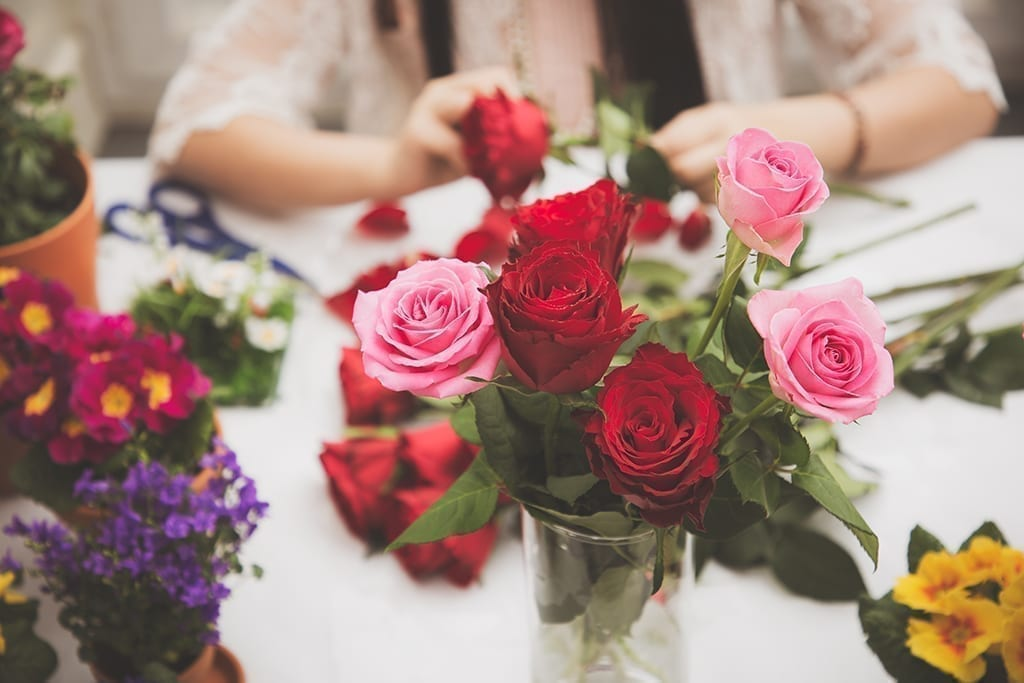 More Than a Quarter of Americans Bought Fresh Flowers for Valentine's Day