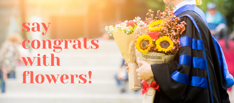 Help Your Customers Say Congrats to Grads