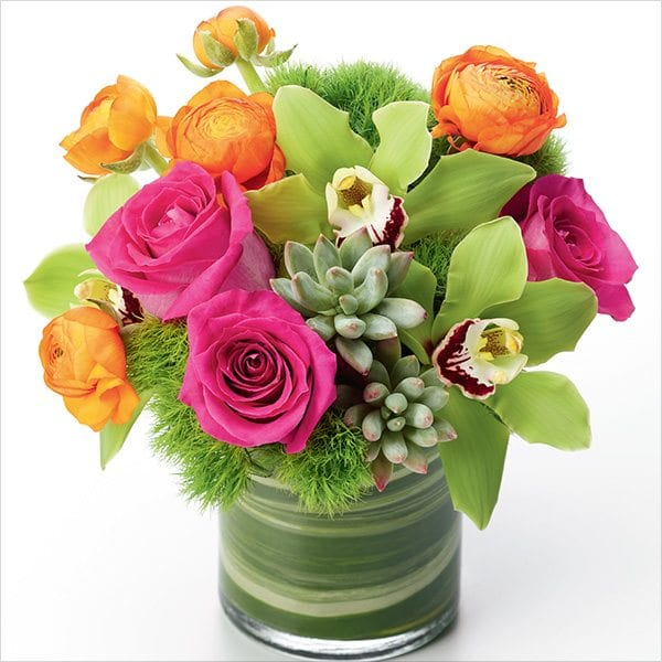 Beautiful flowers for Mom